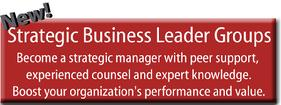Strategic Business Leader Groups